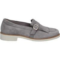 Pantofi Femei Mocasini Maritan G 160489 Gri