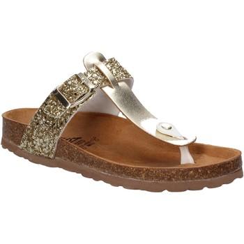 Pantofi Femei  Flip-Flops Everlast EV-106 Aur