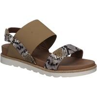 Pantofi Femei Sandale  Mally 5783 Gri