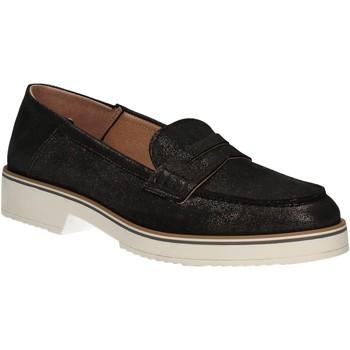Pantofi Femei Mocasini Mally 5876 Negru