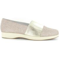 Pantofi Femei Mocasini Stonefly 108059 Aur