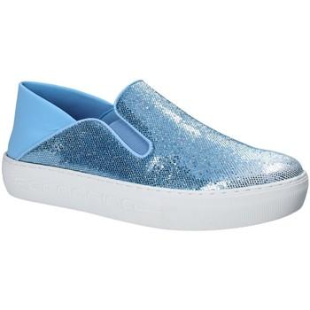 Pantofi Femei Pantofi Slip on Fornarina PE17YM1002V011 Albastru
