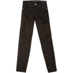 Îmbracaminte Femei Jeans slim Fornarina BER1I86D844BP Negru