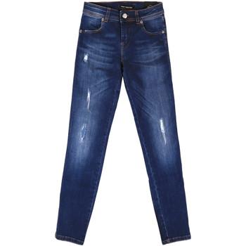 Îmbracaminte Femei Jeans boyfriend Fornarina BER1I89D844UA Albastru