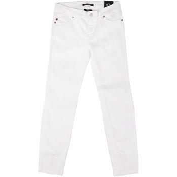 Îmbracaminte Femei Jeans slim Fornarina BER1L01D851VJ Alb