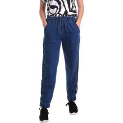 Îmbracaminte Femei Jeans drepti Fornarina SE171L93D883SK Albastru