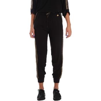Îmbracaminte Femei Pantaloni de trening Fornarina SE171L96C99700 Negru
