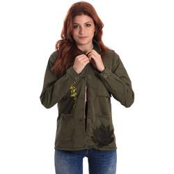 Îmbracaminte Femei Cămăși și Bluze Fornarina SE173C28G29231 Verde