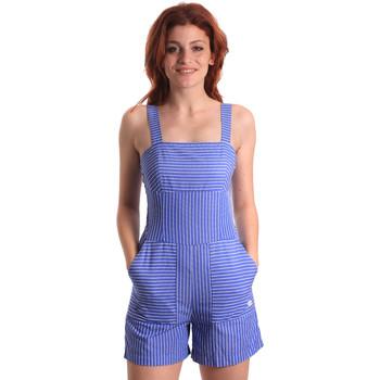 Îmbracaminte Femei Jumpsuit și Salopete Fornarina SE178D80CA1411 Albastru