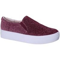 Pantofi Femei Pantofi Slip on Fornarina PE17EY1118G062 Roz