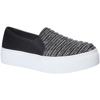 Pantofi Femei Pantofi Slip on Fornarina PE17RY1111S000 Negru