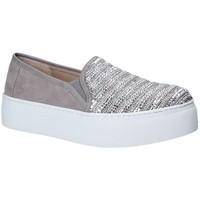 Pantofi Femei Pantofi Slip on Fornarina PE17RY1111S006 Gri