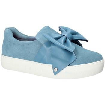 Pantofi Femei Pantofi Slip on Fornarina PE17YM9608S018 Albastru