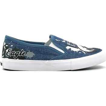 Pantofi Copii Pantofi Slip on Blaike BV020006T Albastru