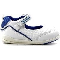 Pantofi Fete Balerin și Balerini cu curea Chicco 01057491 Alb