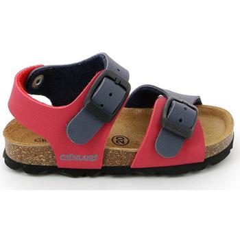 Pantofi Copii Sandale  Grunland SB0025 Roșu