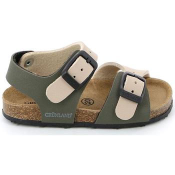 Pantofi Copii Sandale  Grunland SB0413 Bej