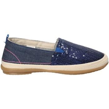Pantofi Fete Espadrile Grunland SC3264 Albastru