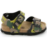 Pantofi Copii Sandale  Grunland SB0169 Verde
