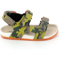 Pantofi Copii Sandale  Grunland SB0832 Verde