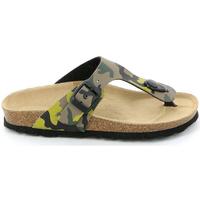 Pantofi Copii  Flip-Flops Grunland CB0406 Verde
