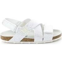 Pantofi Copii Sandale  Grunland SB0813 Argint
