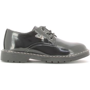 Pantofi Copii Pantofi Derby Lulu LL130009S Negru