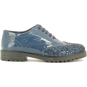 Pantofi Copii Pantofi Derby Alberto Guardiani GK21000G Albastru