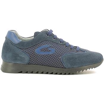 Pantofi Copii Pantofi sport Casual Alberto Guardiani GK22343G Albastru