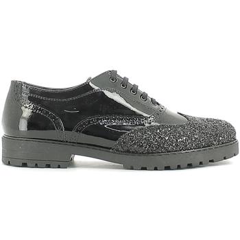 Pantofi Copii Pantofi Derby Alberto Guardiani GK22100G/--B/XV00-- Negru