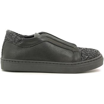 Pantofi Fete Pantofi Slip on Holalà HS050005L Negru