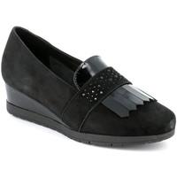 Pantofi Femei Mocasini Grunland SC4786 Negru
