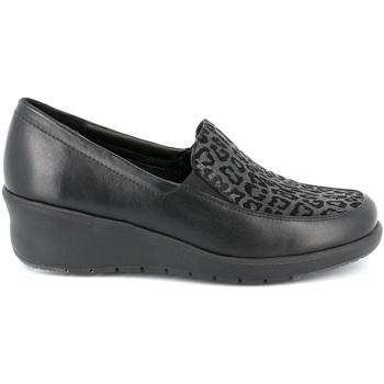 Pantofi Femei Mocasini Grunland SC4778 Negru