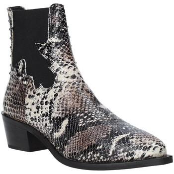 Pantofi Femei Botine Apepazza 9FCLM05 Gri