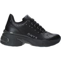 Pantofi Femei Pantofi sport Casual Onyx W19-SOX513 Negru