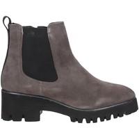 Pantofi Femei Ghete Impronte IL92560A Gri