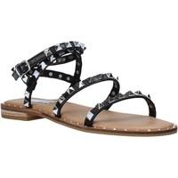 Pantofi Femei Sandale  Steve Madden SMSTRAVEL-BLK Negru