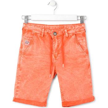 Îmbracaminte Copii Pantaloni scurti și Bermuda Losan 713 9010AA Portocale