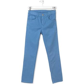 Îmbracaminte Copii Pantalon 5 buzunare Losan 713 9653AA Albastru