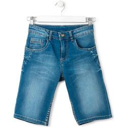 Îmbracaminte Băieți Pantaloni scurti și Bermuda Losan 713 9660AA Albastru