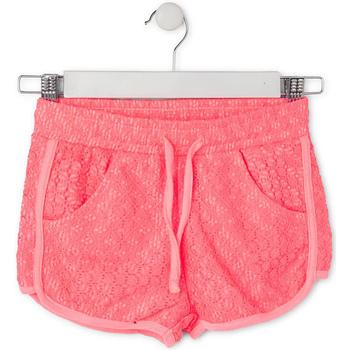Îmbracaminte Copii Pantaloni scurti și Bermuda Losan 714 6021AB Roz