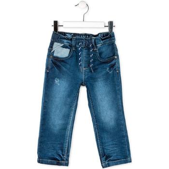 Îmbracaminte Copii Jeans drepti Losan 715 6012AC Albastru