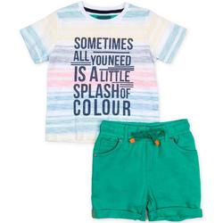 Îmbracaminte Copii Compleuri copii  Losan 715 8006AC Verde