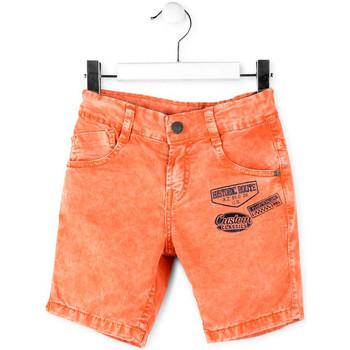 Îmbracaminte Băieți Pantaloni scurti și Bermuda Losan 715 9009AC Portocale