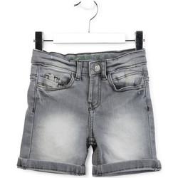 Îmbracaminte Băieți Pantaloni scurti și Bermuda Losan 715 9013AC Gri