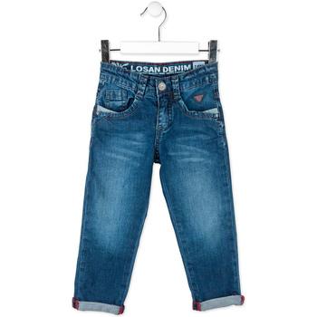 Îmbracaminte Copii Jeans drepti Losan 715 9016AC Albastru