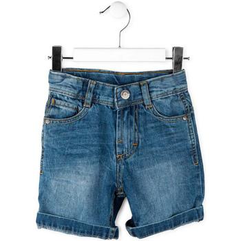 Îmbracaminte Băieți Pantaloni scurti și Bermuda Losan 715 9662AC Albastru