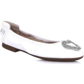 Pantofi Fete Balerin și Balerini cu curea Lelli Kelly L17E4108 Alb