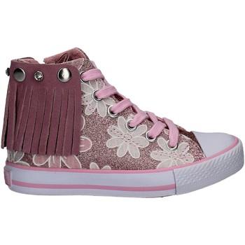 Pantofi Fete Pantofi sport stil gheata Lulu LV010072S Roz