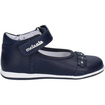 Pantofi Fete Balerin și Balerini cu curea Melania ME0121A7E.A Albastru